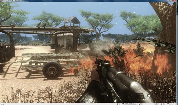 Скачать Far Cry 2 + The Fortune's Pack v1.3 (RUS/Repack) от CatZone.ws